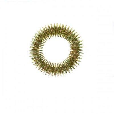 Пружинные кольца массажеры женское нижнее белье зеленый
