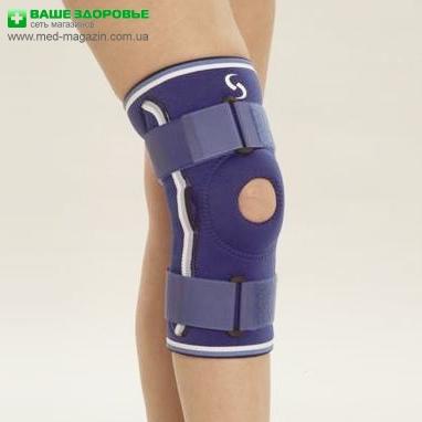 Жесткая фиксация коленного сустава как выправить сустав колена